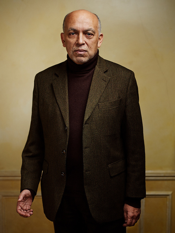 PARIS, FRANCE. DECEMBER 11, 2013. Abderrahmane Hadj-Nacer, former governor of the Central Bank of Algeria, is now a banker in the private sector. Photo: Antoine Doyen