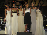 Victoria Secret Models Miranda Kerr, Noémie Lenoir, Selita Ebanks, Izabel Goulart, Ana Beatriz Barros, .Gold Heart Ball for Happy Hearts Benefit Event.Cipriani Wall Street.New York City, NY, USA .Wednesday, October 10, 2007.Photo By Selma Fonseca/ Celebrityvibe.To license this image call (212) 410 5354 or;.Email: celebrityvibe@gmail.com; .Website: www.celebrityvibe.com .