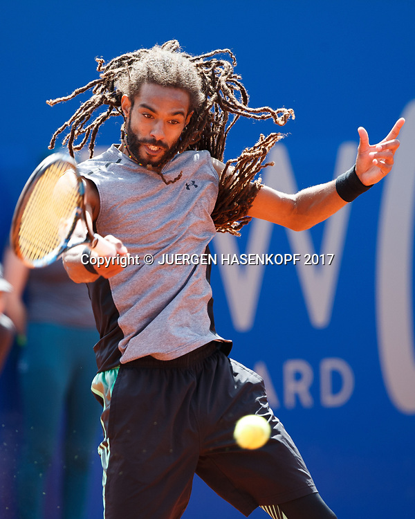 DUSTIN BROWN (GER)<br /> <br /> Tennis - BMW Open2017 -  ATP  -  MTTC Iphitos - Munich -  - Germany  - 2 May 2017.