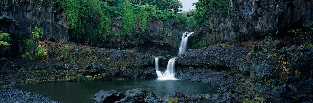 Seven Pools, Hana Coast, Maui, Hawaii, USA<br />