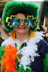 St.Patrick's Day Parade in London