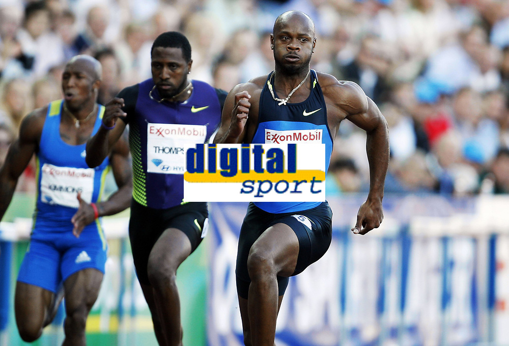 Friidrett, 4. juni 2010,  Diamond League , Bislett Games Oslo<br />