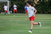 SAO PAULO,SP, 14.08.2015 -FUTEBOL-SAO PAULO - Alexandre Pato durante a treino no Centro de Treinamento da Barra Funda , na zona oeste de São Paulo, nesta sexta-feira, 14. (Foto: Douglas Pingituro / Brazil Photo Press)