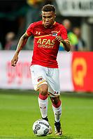 Alkmaar, 19-08-2017, AZ - ADO Den Haag, AZ speler Dabney dos Santos Souza