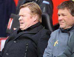 Southampton Manager, Ronald Koeman - Photo mandatory by-line: Robbie Stephenson/JMP - Mobile: 07966 386802 - 21/03/2015 - SPORT - Football - Southampton - ST Marys Stadium - Southampton v Burnley - Barclays Premier League