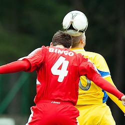 20121201: SLO, Football - PrvaLiga NZS, NK Aluminij vs NK Domzale