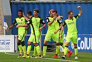 Colchester United v Exeter City 03/09/2016