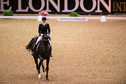 Schellekens Bartels Imke (NED) - Hunter Douglas Toots<br /> Grand Prix - Reem Acra FEI World Cup Dressage Qualifier - The London International Horse Show Olympia - London 2012<br /> © Hippo Foto - Jon Stroud