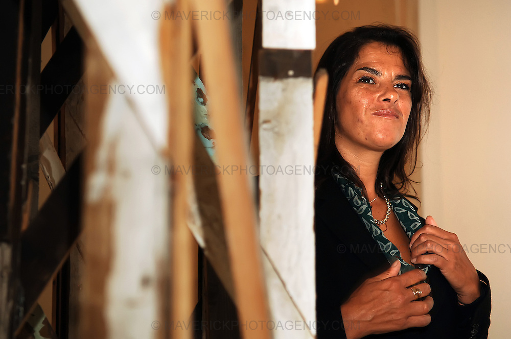 The first major UK retrospective exhibition of work by Tracey Emin will be the highlight of this year's summer exhibition programme at the Scottish Gallery of Modern Art. Tracey Emin: 20 Years will chart the artist's career from the late 1980's to the present day, presenting a the full range of her work in an exceptionally wide range of media.  Pictured finishing touches are added to the exhibition launch at the Scottish National Gallery of Modern Art.