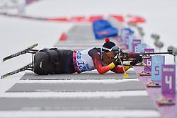 ESKAU Andrea, Biathlon at the 2014 Sochi Winter Paralympic Games, Russia