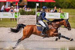 Minner Manon, BEL, Liberty's Choice<br /> Chateau d'Arville<br /> CCI2* 6 jaar Sart Bernard 2019<br /> © Hippo Foto - Dirk Caremans