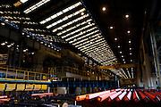 Sao Paulo_SP, Brasil...Industria siderurgica em Sao Paulo...The steel industry in Sao Paulo...Foto: LEO DRUMOND / NITRO.