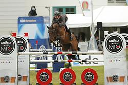 Meyer zu Hartum, Florian, Toulonia<br /> Redefin - Pferdefestival 2014<br /> Grosser Preis<br /> © www.sportfotos-lafrentz.de/ Stefan Lafrentz
