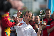 March 14, 2015 - FIA Formula E Miami EPrix: Alain Prost, F1 world champion