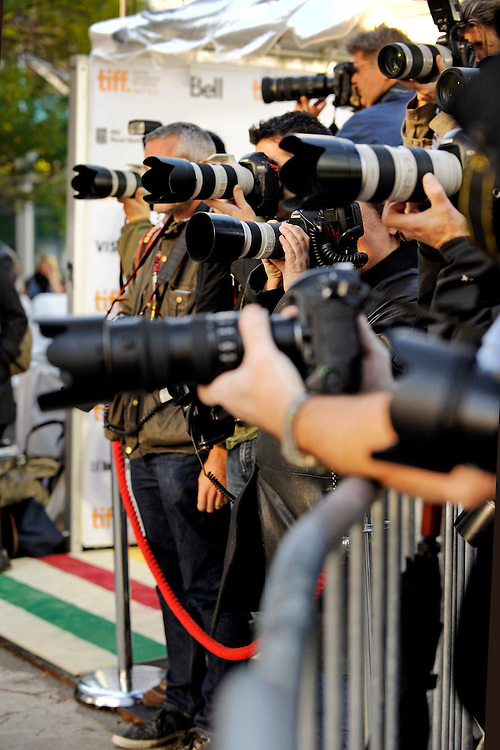 TIFF  2012 - Day9 - Red Carpet  RTH<br /> <br />  Emperor - D. Peter Webber / W. David Klass <br /> <br /> Actors - Masayoshi Haneda / Eriko Hatsune /  Aaron Jackson / Tommy Lee Jones /  Matthew Fox