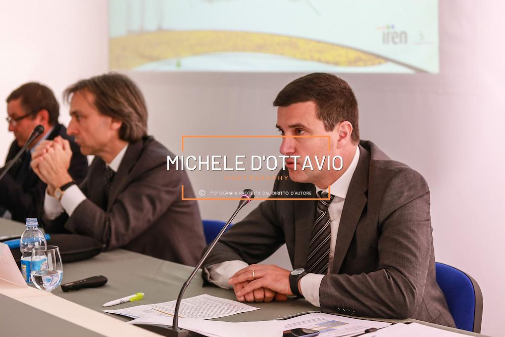 Giuseppe Bergesio, Amministratore Delegato di  IREN Energia