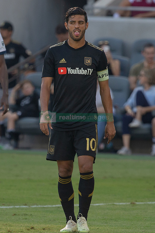 Lafc Ties Whitecaps 2 2 Realtime Images
