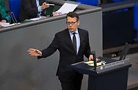 DEU, Deutschland, Germany, Berlin, 15.03.2018: Otto Fricke (FDP) bei einer Rede im Deutschen Bundestag.