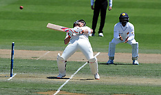 Hamilton-Cricket, New Zealand v Sri Lanka, 2nd test, day 2