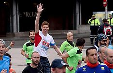 20150426 ESP: Training Marathon van Madrid BvdGF/Novo Nordisk, Madrid