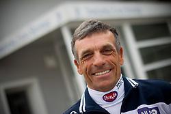 Portrait of Vlado Makuc, new head coach of Slovenia Alpine Ski national team, on April 1, 2011 in Ljubljana, Slovenia.  (Photo By Vid Ponikvar / Sportida.com)