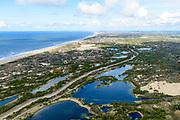 Nederland, Zuid-Holland, Wassenaar, 28-04-2017; Meijendel, natuurgebied tussen langs de Noorzeekust, ter hoogte van Wassenaar en Scheveningen. Tevens waterwingebied, in beheer bij Dunea.<br /> Meijendel, nature reserve between the North Sea coast,between Wassenaar and Scheveningen. Also water extraction area, managed by Dunea.<br /> luchtfoto (toeslag op standard tarieven);<br /> aerial photo (additional fee required);<br /> copyright foto/photo Siebe Swart