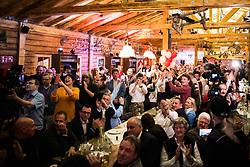 """27.02.2020, Prater Alm, Wien, AUT, Aschermittwochtreffen """"Die Allianz für Österreich"""" mit HC Strache, im Bild ueberblick// Ash Wednesday meeting """"The Alliance for Austria"""" with HC Strache in Vienna, Austria on 2020/02/26, EXPA Pictures © 2020, PhotoCredit: EXPA/ Florian Schroetter"""