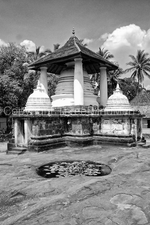 Gadaladeniya temple. Photo by David Robson