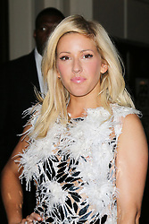 © Licensed to London News Pictures. 03/09/2013, UK. Ellie Goulding, GQ Men of the Year Awards, Royal Opera House, London UK, 03 September 2013e. Photo credit : Richard Goldschmidt/Piqtured/LNP