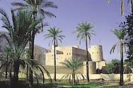 Rustaq fort, originally known as Qalat Al Kisra, was built in the 13th century. It located in Wilayat AlRustaq