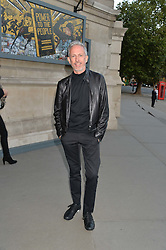 PATRICK COX at a private view of 'Horst: Photographer of Style' at The V&A Museum, London on 3rd September 2014.