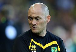 Norwich City manager Alex Neil - Mandatory by-line: Robbie Stephenson/JMP - 16/08/2016 - FOOTBALL - Carrow Road - Norwich, England - Norwich City v Bristol City - Sky Bet Championship