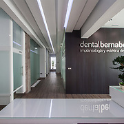 Dental Bernabeu new installations in Seville.