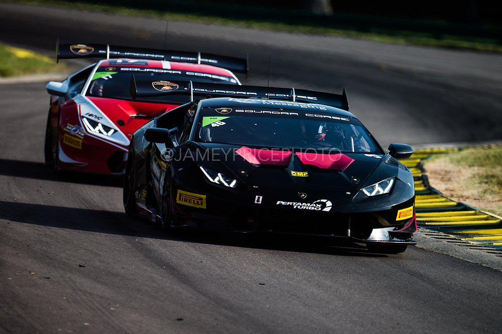 August 25-27, 2017: Lamborghini Super Trofeo at Virginia International Raceway. Todd Snyder, DAC Motorsports, Lamborghini Palm Beach, Lamborghini Huracan LP620-2