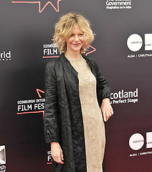 Meg Ryan attends UK premier of her film Ithica which she directed.<br /> <br /> (c) Alex Todd | Edinburgh Elite media