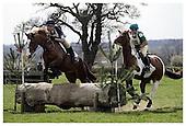 Buckingham Riding Club Eventer Trials. Milton keynes E.C. 5-4-2009. 2