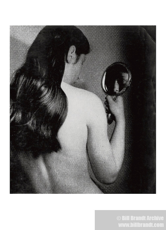 Nude with mirror 1930s