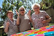 Women Having Fun Together