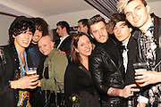 GAIL PORTER WITH FUTURE KICKS, The VIP night for Cirque Du Soleil: Quidam at  the Royal Albert Hall, London. 7 January 2013
