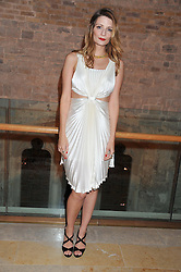 MISCHA BARTON at the Women for Women International UK Gala held at the Guildhall, City of London on 3rd May 2012.
