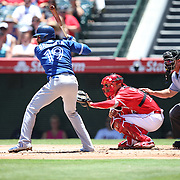 2014 MLB Blue Jays at Angels