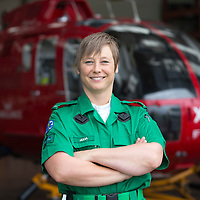 SCAA Paramedics Training Course...15.09.14<br /> Julia Barnes<br /> Picture by Graeme Hart.<br /> Copyright Perthshire Picture Agency<br /> Tel: 01738 623350  Mobile: 07990 594431