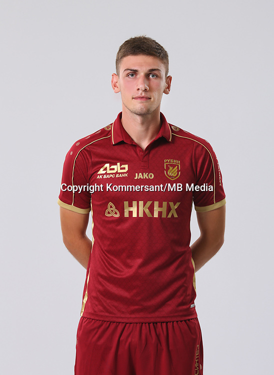 Portraits, FC Rubin Kazan, August 2016, Russian Premier League