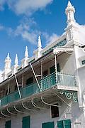 The Jumma Masjid, Port Louis. Mosque.