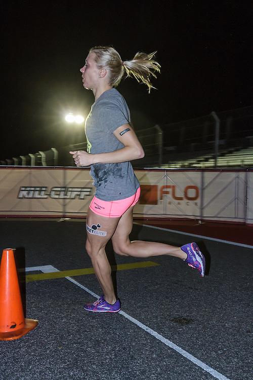 Beer Mile World Championships, Inaugural, Women's Elite race, Katie Mackey