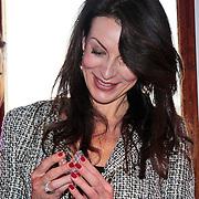 NLD/Amsterdam/20110521 - Amsterdam fashion Gala 2011, Irene van de Laar ontvangt de Lifetime Achievement Award 2011
