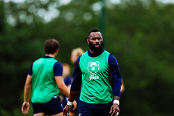 Semi Radradra looks on as Bristol Bears start to use their new almost completed Training centre - Rogan/JMP - 08/07/2020 - RUGBY UNION - Beggar Bush Lane - Bristol, England.