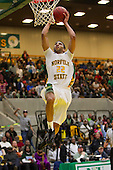Norfolk State beat Hampton 74-67