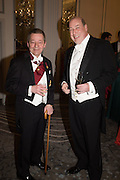 The Baron of Kirkbuddo; EDWARD GALGANO, The Royal Caledonian Ball 2016. Grosvenor House. Park Lane, London. 29 April 2016