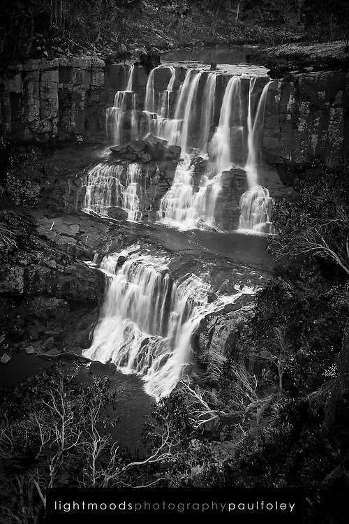 Ebor Waterfall, NSW, Australia